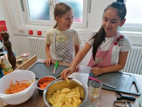 Kinderkochkurs Kinder Kochen